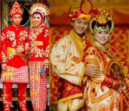 Pakaian adat Sulawesi Tenggara Babu Nggawi