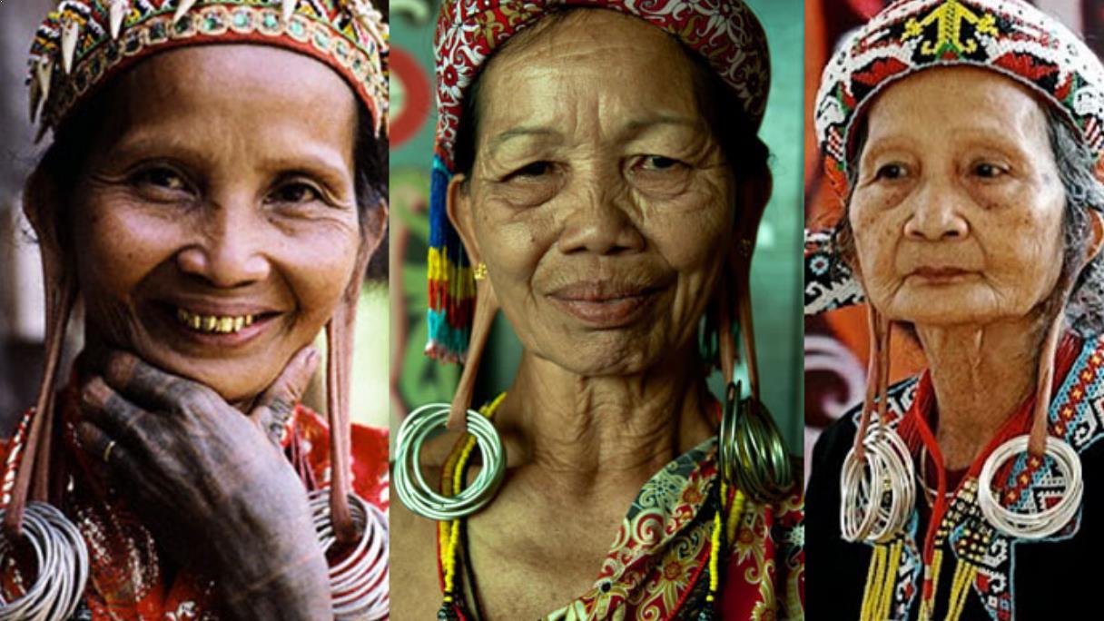 Pakaian Adat Kalimantan Timur Dan Keterangannya