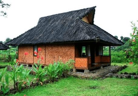 Gambar Rumah Adat Jawa Barat Tagog Anjing
