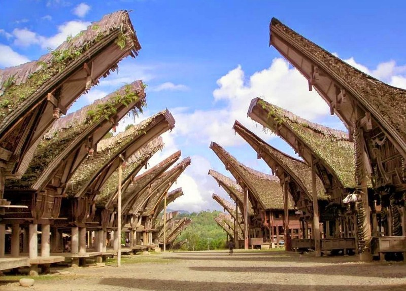 Nama Rumah Adat Toraja Dan Penjelasannya Lengkap